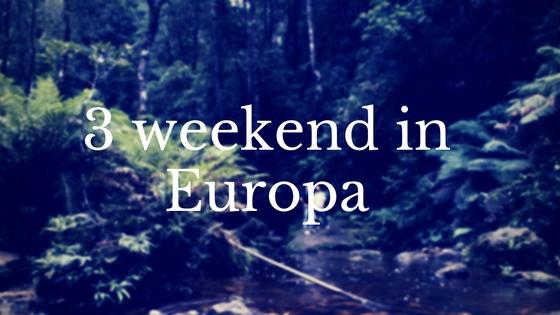 3-weekend-per